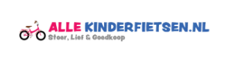 Logo alle kinderfietsen.nl